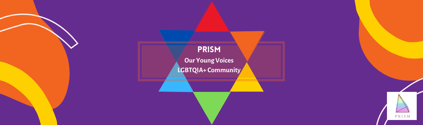 Prism Our Young Voices LGBTQIA+ Community